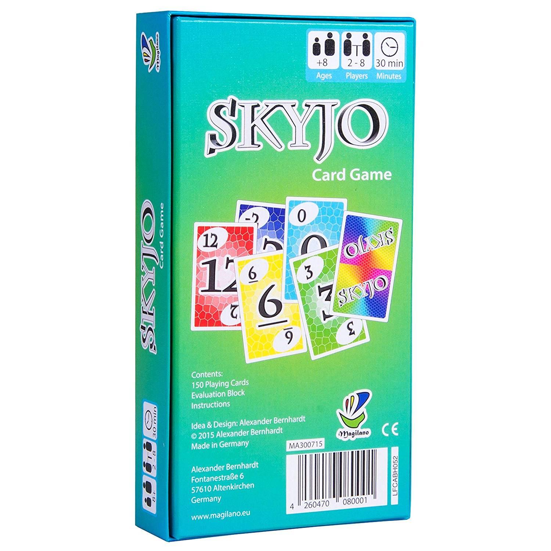 Kartenspiel Skyjo