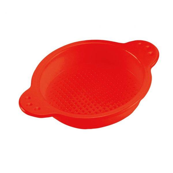 HAPE E8197 - Sandspielzeug - Kleines Sieb, rot
