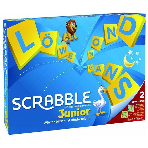 MATTEL Y9670 - Gesellschaftsspiel - Scrabble Junior Wörterspiel