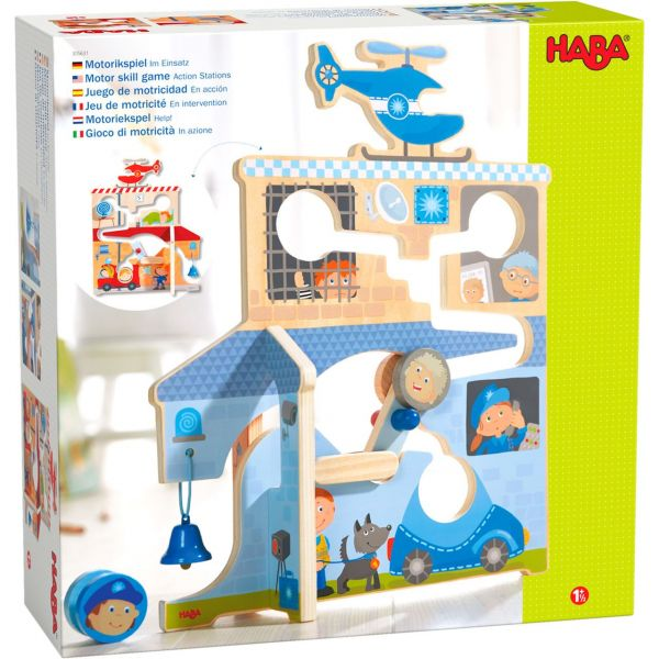 HABA 305631 - Motorikspiel - Im Einsatz