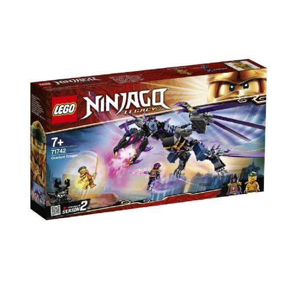 LEGO 71742 - Ninjago® - Der Drache des Overlord