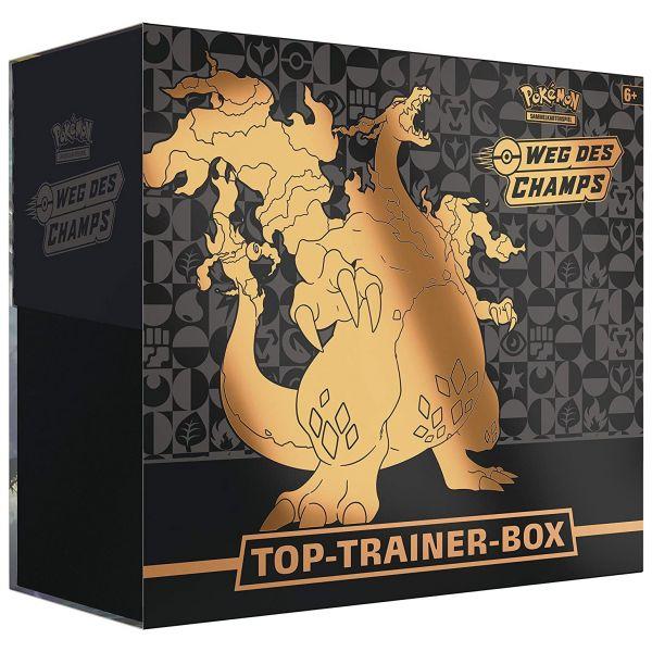 POKÉMON 45233 - SWSH03.5 Top Trainer Box - Weg des Champs