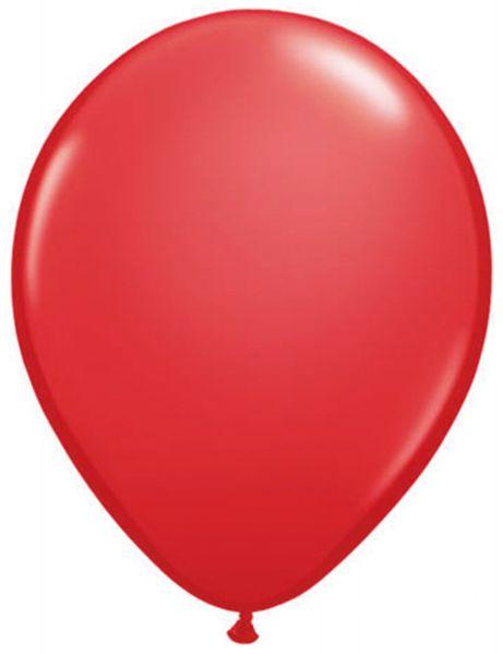 FOLAT 43790 - Geburtstag & Party - Luftballons, 100 Stk., Rot