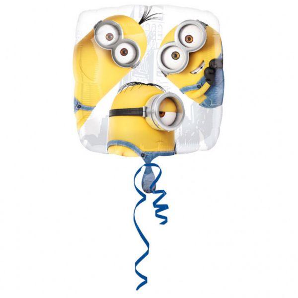 AMSCAN 3265601 - Folienballon - Minions Ich einfach unverbesserlich Gruppe, 43cm