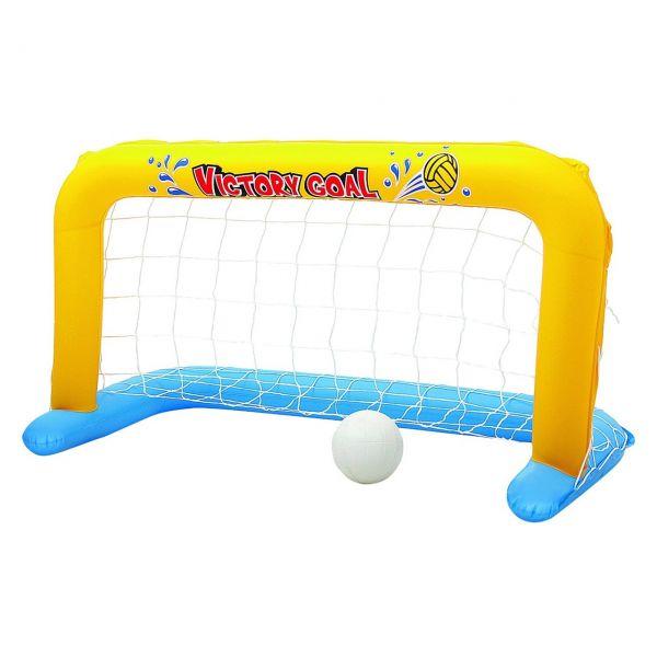 BESTWAY 52123 - Wasserspielzeug - Wasserball Set Polo, 137 x 66 cm