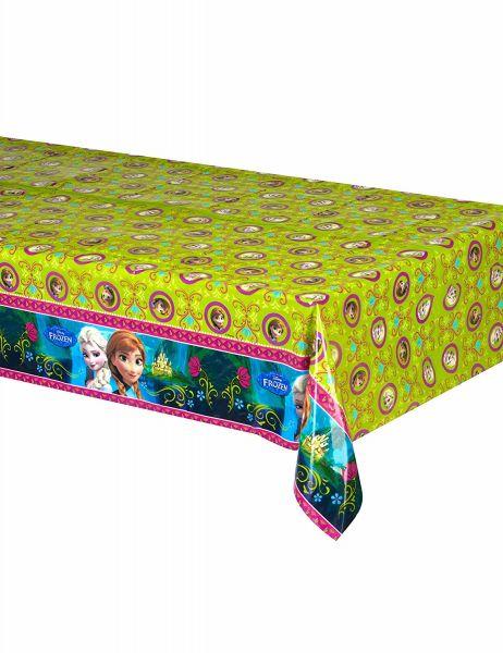 FOLAT 82502 - Geburtstag & Party - Tischdecke Disney Frozen, 120x180cm