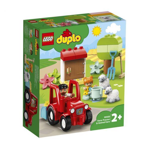 LEGO 10950 - DUPLO® - Traktor und Tierpflege