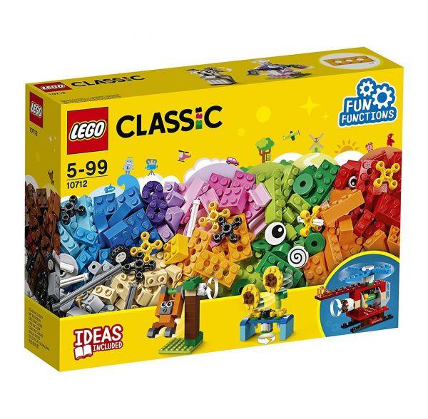 LEGO 10712 - Classic - Bausteine-Set - Zahnräder