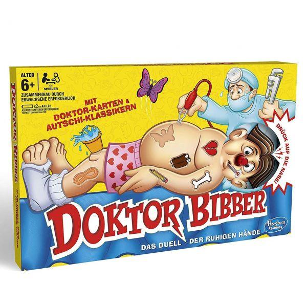 HASBRO B2176 - Kinderspiel - Dr Bibber