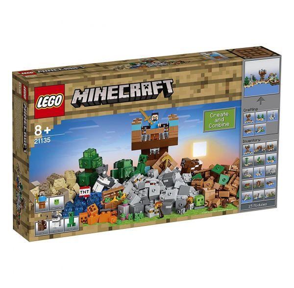 LEGO 21135 - Minecraft - Die Crafting-Box 2.0