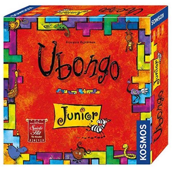 KOSMOS 697396 - Familienspiel - Ubongo Junior