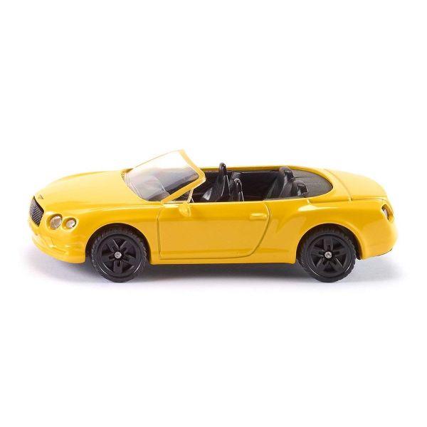 SIKU 1507- SUPER (Blister) - Bentley Continental GT V8 Convertible