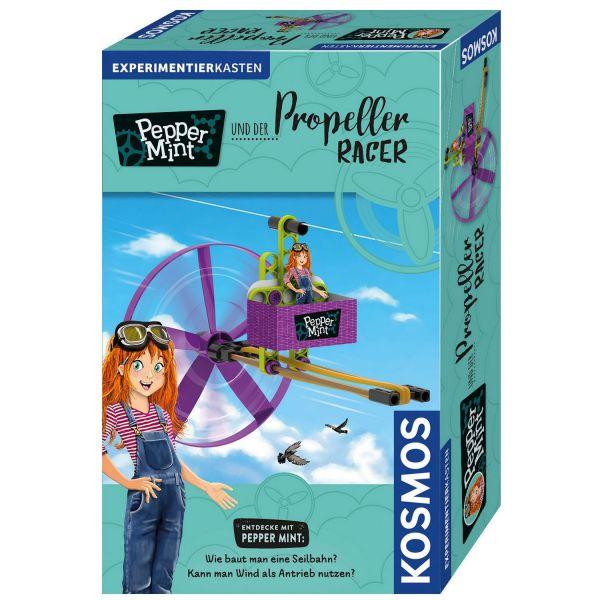 KOSMOS 606091 - Mitbringexperiment - Pepper Mint und der Propeller-Racer