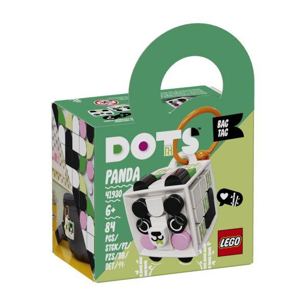 LEGO 41930 - DOTS - Taschenanhänger Panda