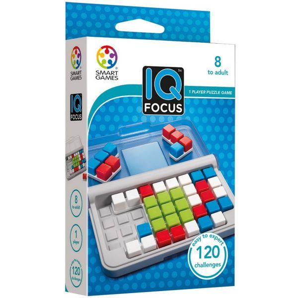 SMART GAMES 422 - IQ Reihe - IQ Focus