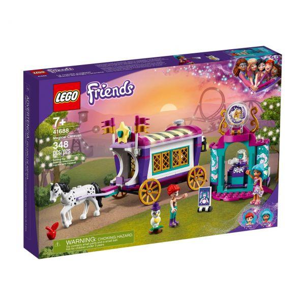 LEGO 41688 - Friends - Magischer Wohnwagen