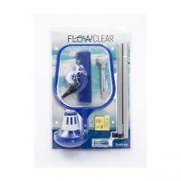 BESTWAY 58195 - Flowclear™ - Poolpflege Komplett-Set, mit Venturi-Sauger & Zubehör