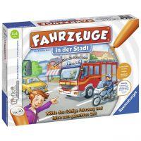 RAVENSBURGER 00848 - tiptoi - Fahrzeuge in der Stadt
