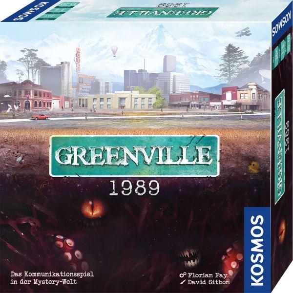 KOSMOS 680039 - Gesellschaftsspiel - Greenville 1989