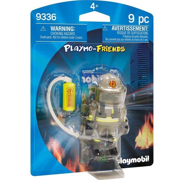 PLAYMOBIL 9336 - Playmo Friends - Feuerwehrmann