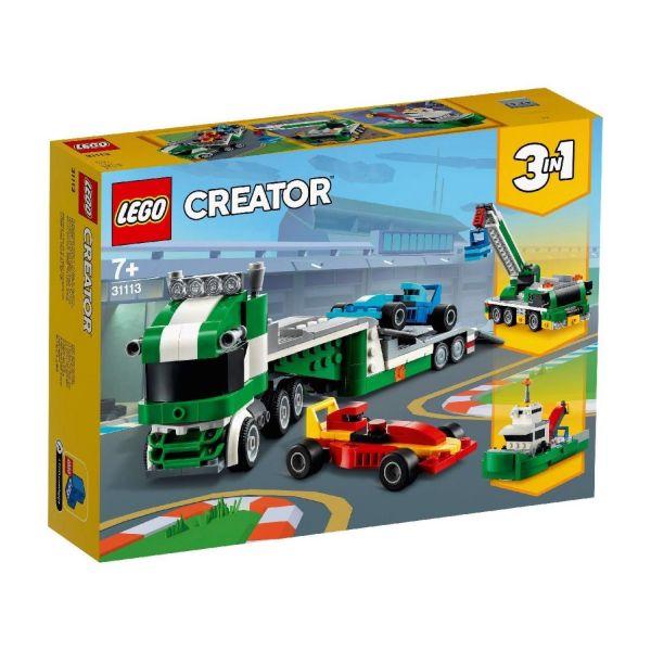LEGO 31113 - Creator - Rennwagentransporter