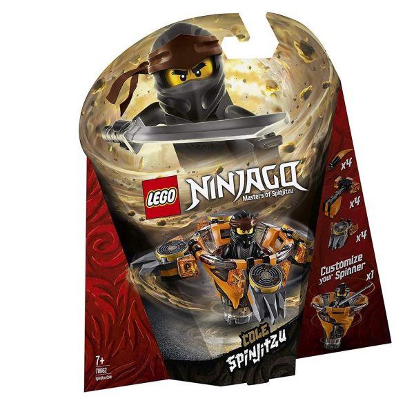 LEGO 70662 - Ninjago - Spinjitzu Cole