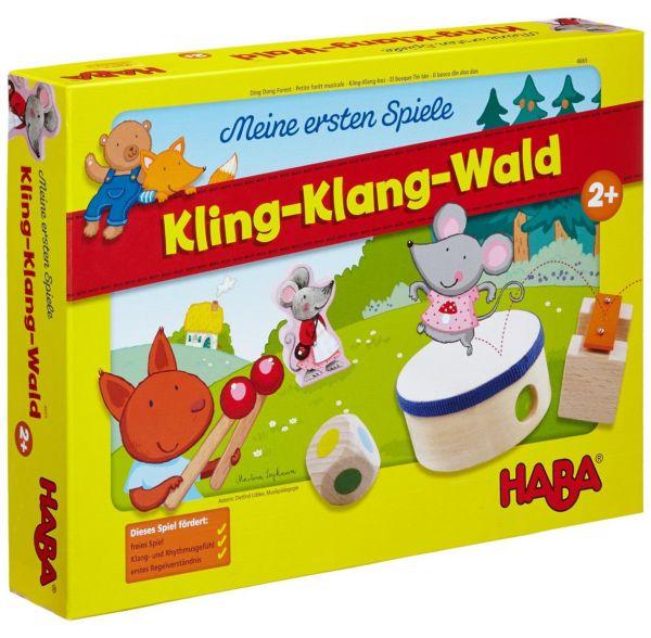 HABA 4665 - Meine ersten Spiele - Kling-Klang-Wald