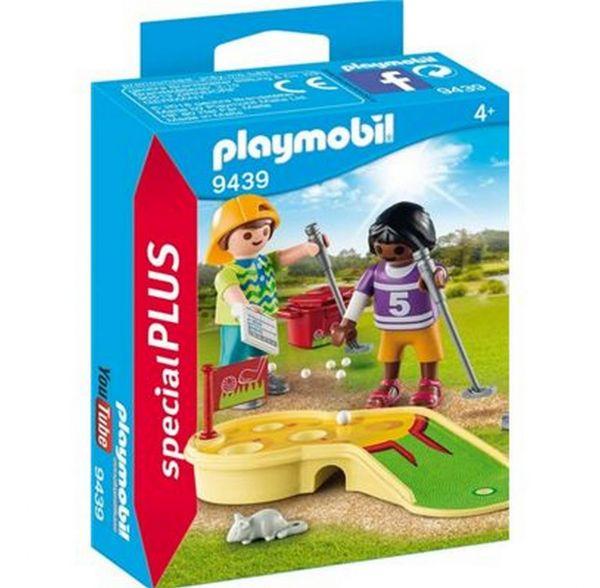 PLAYMOBIL 9439 - Special Plus - Kinder beim Minigolf