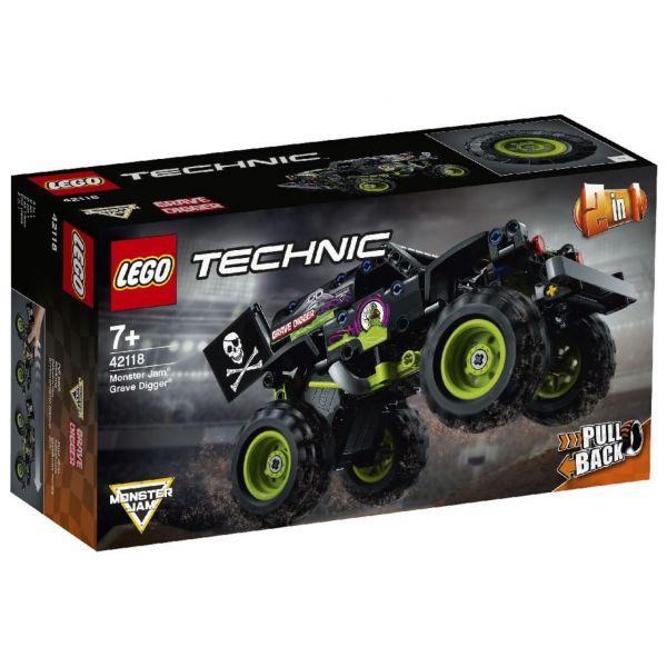 LEGO 42118 - Technic - Monster Jam® Grave Digger®