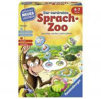 RAVENSBURGER 24945 - Spielend neues Lernen - Der verdrehte Sprach-Zoo
