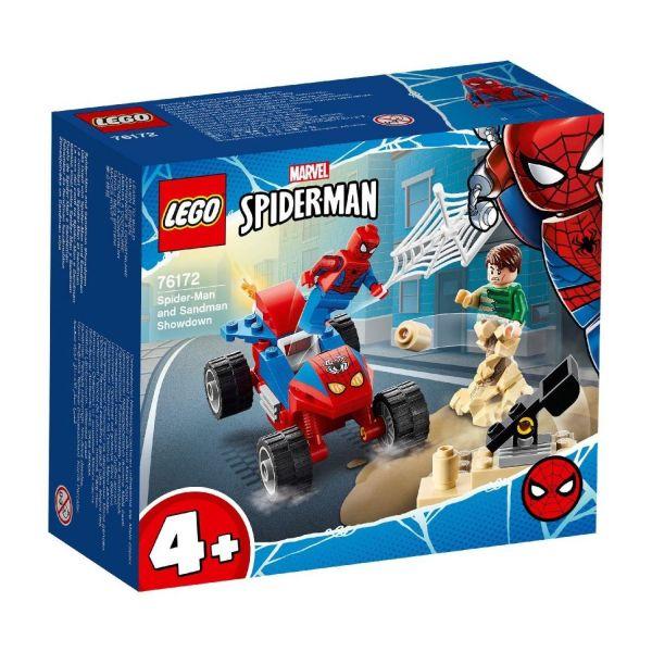 LEGO 76172 - Marvel Super Heroes™ - Das Duell von Spider-Man und Sandman
