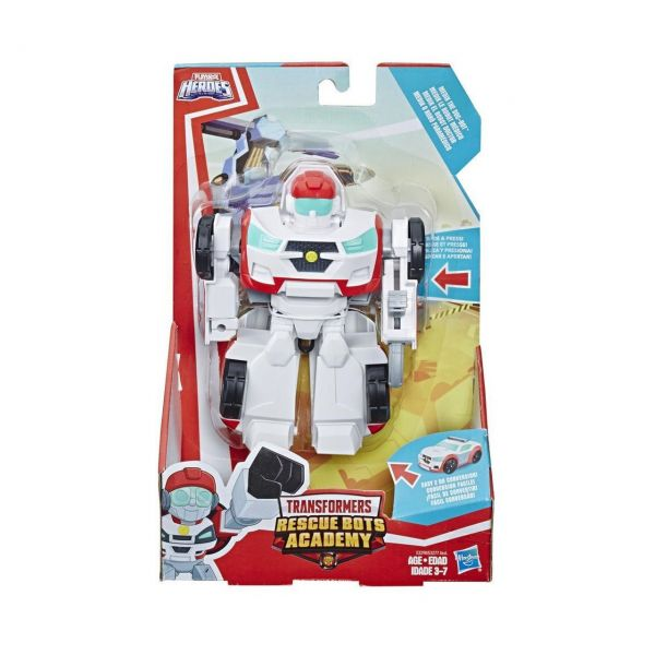 HASBRO E3290 - Playskool Heroes Transformers - Rescue Bots, MEDIX (Arzt Bot)
