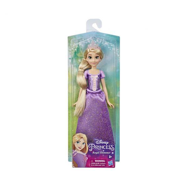 HASBRO F0896 - Disney Prinzessin - Schimmerglanz Rapunzel