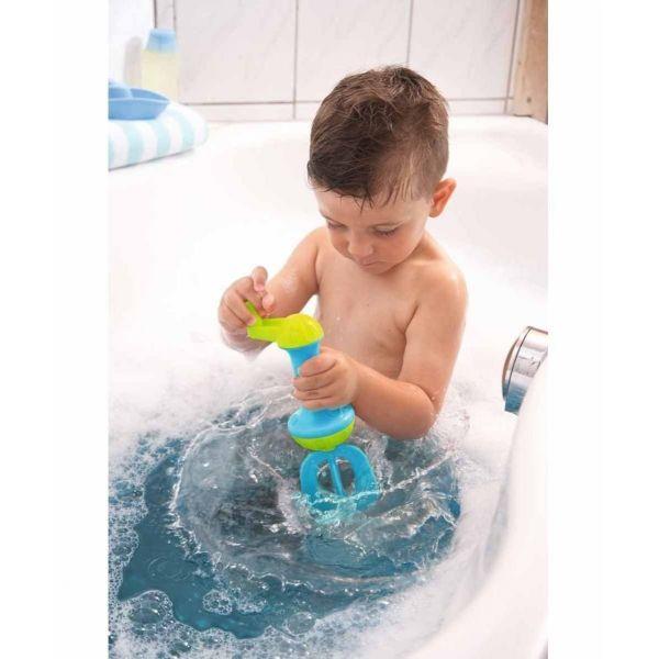 HABA 302657 - Badespaß - Badeschaum-Schläger, blau