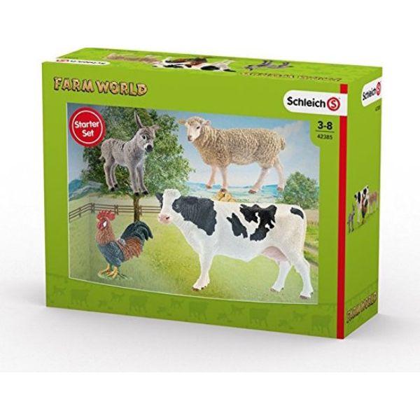 SCHLEICH 42385 - Farm World - Starter Set