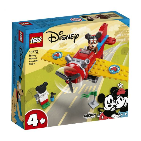 LEGO 10772 - Disney Mickey and Friends - Mickys Propellerflugzeug