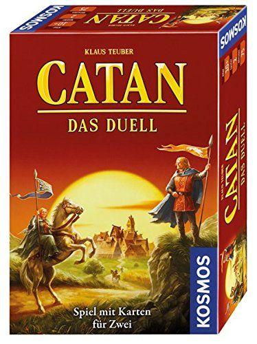 KOSMOS 693732 - Strategiespiel - Catan, Das Duell