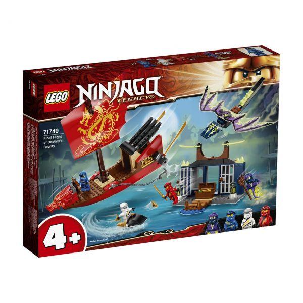LEGO 71749 - NINJAGO® - Flug mit dem Ninja-Flugsegler