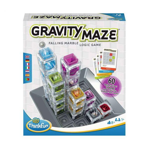 ThinkFun 76433 - Logikspiel - Gravity Maze