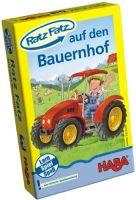 HABA 4606 - Lernspiel - Ratz-Fatz - Auf dem Bauernhof