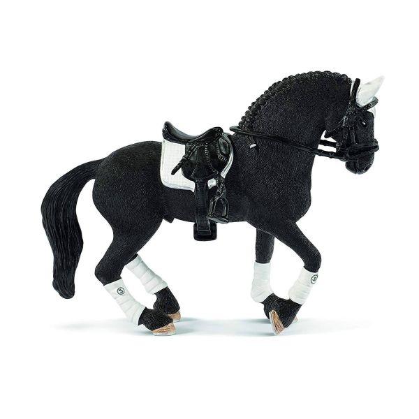 SCHLEICH 42457 - Horse Club - Friese Hengst Reitturnier