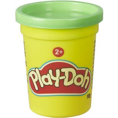 HASBRO B8132 - Play-Doh - Einzeldose, Grün