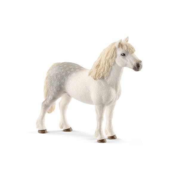 SCHLEICH 13871 - Farm World - Welsh-Pony Hengst