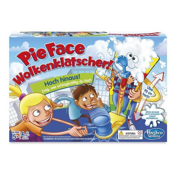 HASBRO C21301 - Vorschulspiel - Pie Face Wolkenklatscher