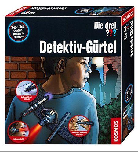 KOSMOS 630928 - Die Drei ??? - Detektiv-Gürtel