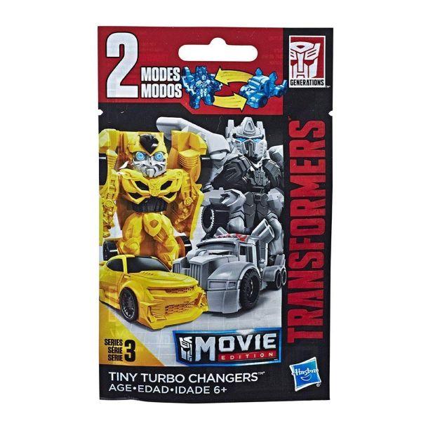 HASBRO E0692 - Transformers - Tiny Turbo Changers, Serie 3, 1 Tüte