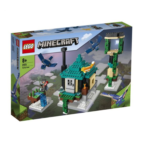 LEGO 21173 - Minecraft™ - Der Himmelsturm