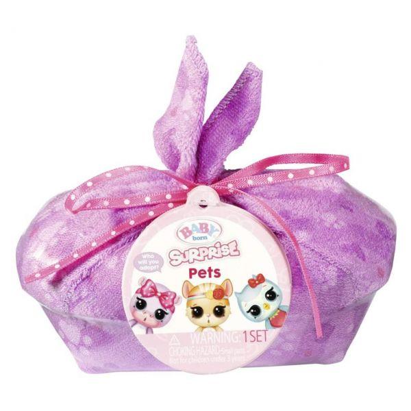 Zapf Creation 904473 - BABY born® Surprise - Pets Sammelfigur, 1 Stk.