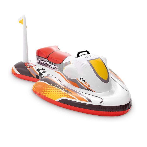 INTEX 57520NP - Aufblasbarer Jetski - Wellenreiter GP 500 Ride-On, 117x77 cm