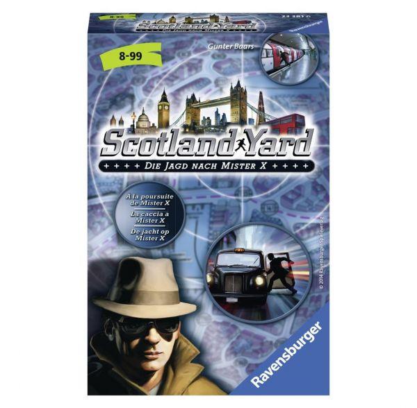 RAVENSBURGER 623381 - Mitbringspiel - Scotland Yard